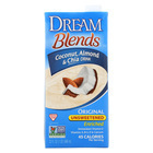 Dream Blends Original Unsweetened Coconut, Almond and Chia Drink - Case of 6 - 32 FL oz.