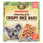 Envirokidz Crispy Rice Bars - Chocolate - Case of 6 - 6 oz.