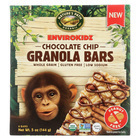 Envirokidz Granola Bar - Chocolate Chip - Case of 6 - 5 oz.
