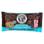 Equal Exchange Organic Chocolate Chips - Semi-Sweet - Case of 12 - 10 oz.