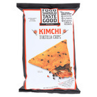 Food Should Taste Good Kimchi Tortilla Chips - Kimchi - Case of 12 - 5.5 oz.