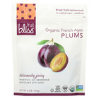 Fruit Bliss - Organic French Agen Plums - Plums - Case of 6 - 5 oz.