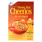 General Mills Honey Nut - Cheerios Cereal - Case of 14 - 17 oz.