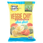 Good Health Veggie Straws - Sea Salt - Case of 10 - 6.75 oz.