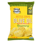 Good Health Kettle Chips - Olive Oil Rosemary - Case of 12 - 5 oz.