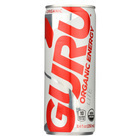 Guru Energy Drink Energy Drink - Low Calories - Case of 24 - 8.4 Fl oz.