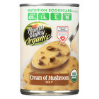 Health Valley Organic Soup - Mushroom Cream - Case of 12 - 14.5 oz.