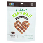 I Heart Keenwah Quinoa Cluster - Chocolate and Sea Salt - Case of 6 - 4 oz.