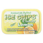 Ice Chips Candy Lemon Candy - Xylitol - Case of 6 - 1.76 oz.