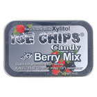 Ice Chips Candy Berry Mix Candy - Xylitol - Case of 6 - 1.76 oz.