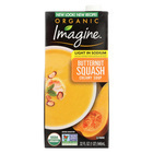 Imagine Foods Butternut Squash - Creamy Soup - Case of 12 - 32 oz.