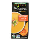 Imagine Foods Butternut Squash Soup - Creamy - Case of 12 - 32 oz.