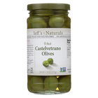 Jeff's Natural Jeff's Natural Castelvetrano Olives - Castelvetrano - Case of 6 - 7.5 oz.