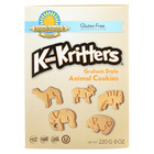 Kinnikinnick Kinnikritter Animal Cookies - Case of 6 - 8 oz.