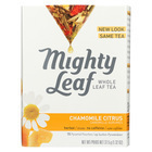Mighty Leaf Tea Herbal Tea - Chamomile Citrus Blossom - Case of 6 - 15 Bags