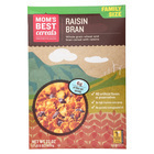 Mom's Best Naturals Raisin Bran - Case of 14 - 22 oz.