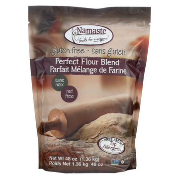 Namaste Foods Gluten Free Perfect Flour Blend - Flour - Case of 6 - 48 oz.
