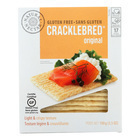 Natural Nectar Gluten Free Cracklebred - Tomato - Case of 12 - 3.5 oz.