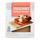 Natural Nectar Gluten Free Cracklebred Multigrain - Case of 12 - 3.5 oz.