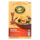 Nature's Path Organic Sunrise Cereal - Crunchy Cinnamon - Case of 12 - 10.6 oz.