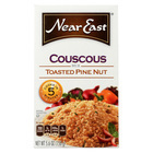 Near East Couscous Mix - Toasted Pine Nut - Case of 12 - 5.6 oz.