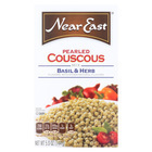 Near East Couscous Mix - Pearl Basil and Herb - Case of 12 - 5 oz.
