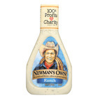 Newman's Own Salad Dressing - Ranch - Case of 6 - 16 Fl oz.
