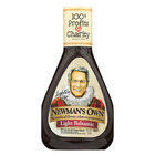 Newman's Own Lighten Up Balsamic Vinaigrette Salad Dressing - Case of 6 - 16 Fl oz.