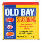 Old Bay Original Seasoning - Case of 12 - 6 oz.