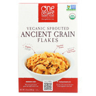 One Degree Organic Foods Ancient Grain Flakes - Sprouted - Case of 6 - 12 oz.