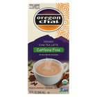 Oregon Chai Tea Latte Concentrate - Caffeine Free - Case of 6 - 32 Fl oz.