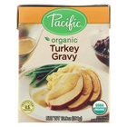 Pacific Natural Foods Gravy - Turkey - Case of 12 - 13.9 Fl oz.