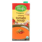 Pacific Natural Foods Tomato Soup - Creamy - Case of 12 - 32 Fl oz.