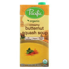 Pacific Natural Foods Organic Creamy - Butternut Squash - Case of 12 - 32 Fl oz.