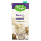 Pacific Natural Foods Hemp Original - Unsweetened - Case of 12 - 32 Fl oz.