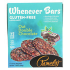 Pamela's Products - Whenever Bars Double Chocolate - Oat - Case of 6 - 7.05 oz.