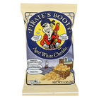 Pirate Brands Booty Puffs - Aged White Cheddar - Case of 24 - 1 oz.