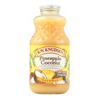 R.W. Knudsen - Juice Blends - Pineapple Coconut - Case of 12 - 32 Fl oz.