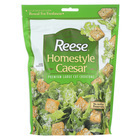 Reese Homestyle Caesar Croutons - Case of 12 - 5 oz.