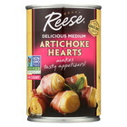 Reese Artichoke Hearts - Delicious Medium - Case of 12 - 14 oz.