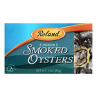 Roland Smoked Oysters - Case of 10 - 3 oz.