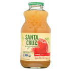 Santa Cruz Organic Apple Juice - Case of 12 - 32 Fl oz.