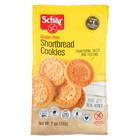 Schar Shortbread Cookies Gluten Free - Case of 12 - 7 oz.