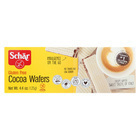 Schar Cocoa Wafers - Case of 12 - 4.4 oz.