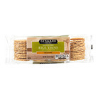 Sesmark Foods Rice Thins - Sesame - Case of 12 - 4.25 oz.