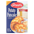 Streit's Pancake Mix - Potato - Case of 12 - 6 oz.