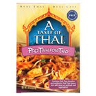 Taste of Thai Pad Thai For Two - Case of 6 - 9 oz.