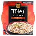 Thai Kitchen Mushroom Rice Noodle Soup Bowl - Case of 6 - 2.4 oz.