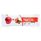 That's It Fruit Bar Zesty - Apple Cinnamon - Case of 12 - 1.2 oz.