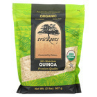Truroots Organic Quinoa - Whole Grain - Case of 6 - 32 oz.